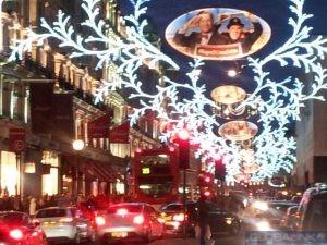 Christmas London United Kingdom