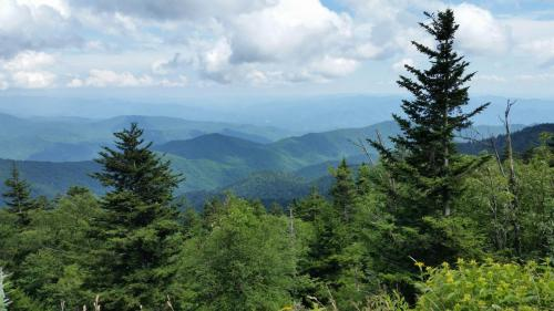 Smoky Mountains National Park USA