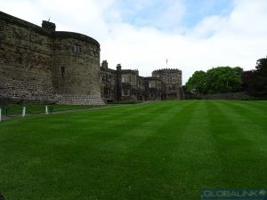 Skipton Castle Yorkshire England